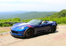 First Drive: The 2017 Corvette Grand Sport