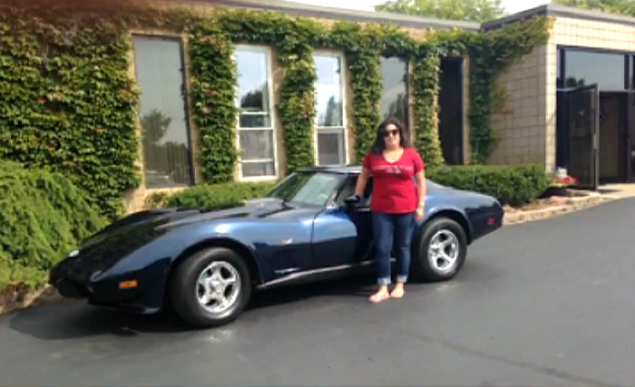 [STOLEN] 1978 Corvette Recovered After Woodward Dream Cruise Theft is Missing Engine and Wheels