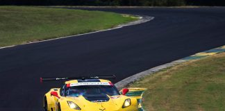 Corvette Racing at VIR: Magnussen Leads Corvette 1-2 Effort in Qualifying