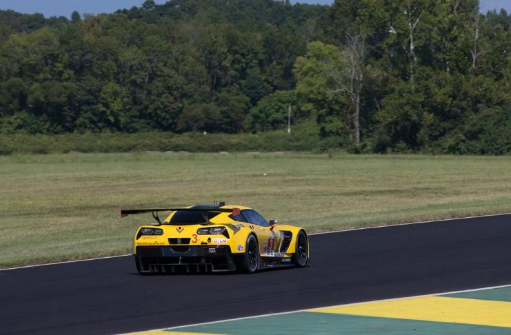 Corvette Racing at VIR: Overall Victory for Garcia, Magnussen