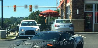 [SPIED] Two 2018 Corvette ZR1/Z06X Prototypes Captured in Public
