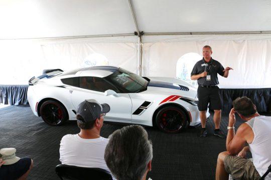 [VIDEO] Corvette Paint Shop Update with Kai Spande at Corvettes at Carlisle