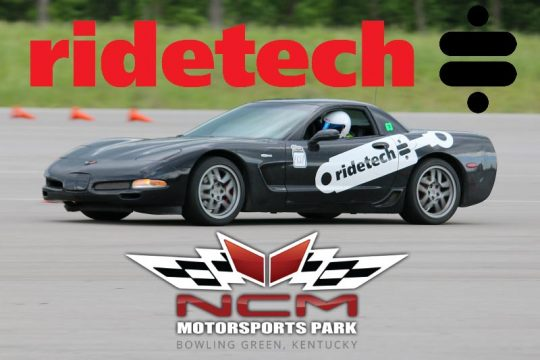 Ridetech Joins with the Corvette Museum For new Product Partnership