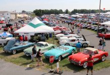 [PICS] The 2016 Corvettes at Carlisle Show