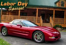 Corvette America Offering Free Shipping On Orders Over $69 For Labor Day