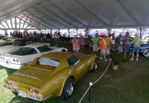 [PICS] The NCRS Gallery at Corvettes at Carlisle
