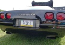 [GALLERY] The Corvette Vanity Plates of Corvettes at Carlisle 2016