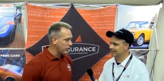 [VIDEO] CorvetteBlogger Talks with NCM Insurance Agency at Corvettes at Carlisle