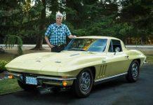1966 Tanker Corvette Headlines Canadian Concours d'Elegance