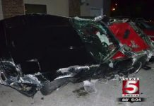 DUI Corvette Driver Faces Charges in Two States After Crashing into Seven Cars
