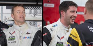 Fässler, Rockenfeller Back with Corvette Racing for Petit Le Mans