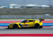 Corvette Racing at COTA: Progress Made in GTLM for Corvette C7.Rs