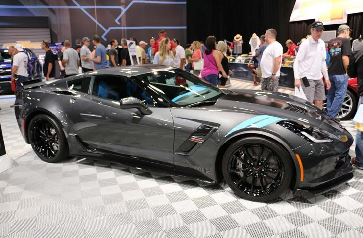 2017 Corvette Grand Sport Collector Edition