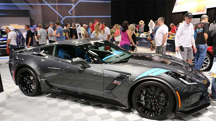 Chevrolet to Build 850 2017 Corvette Grand Sport Collector Editions for US Customers