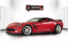 Corvettes on eBay: ESOTERIC's Highly Polished 2016 Corvette Z06
