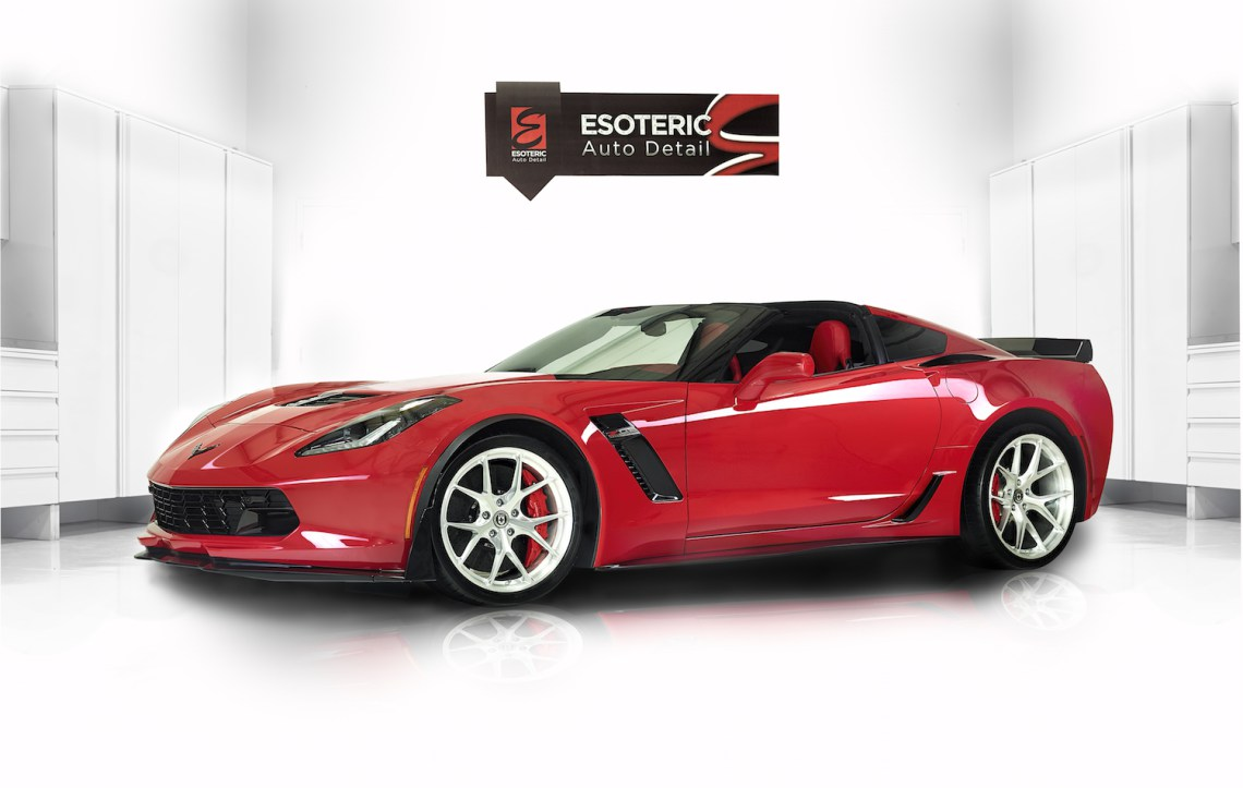 2016 Corvette Z06 For Sale >> Corvettes on eBay: ESOTERIC's Highly Polished 2016 ...