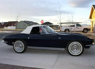 [STOLEN] Thieves Steal a 1963 Corvette from Montana Storage Facility