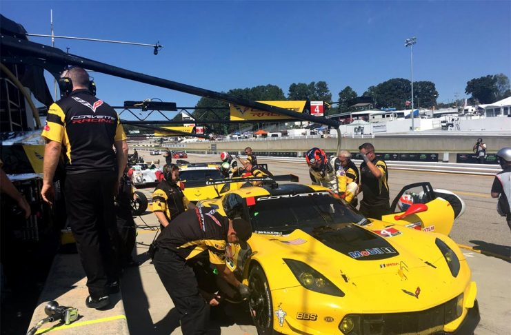 Corvette Racing at Road Atlanta: How to Watch Petit Le Mans