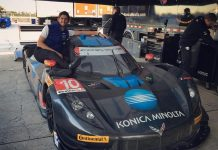 Jordan Taylor Offers a Touching Good-Bye Message to his Corvette DP Racer