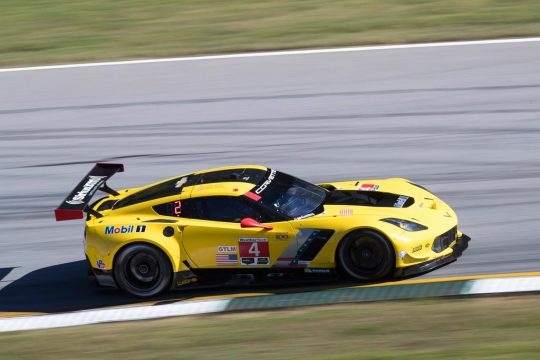 Corvette Racing at Road Atlanta: Up-Front Starts for Championship Pushes