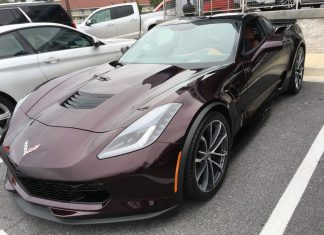Corvette Delivery Dispatch with National Corvette Seller Mike Furman for Week of Sept 26th