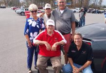 Corvette Museum and Motorsports Park to Host Vets 'N Vettes in November