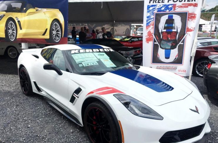 September 2016 Corvette Sales