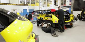 [VIDEO] Mobil 1's The Grid Goes Behind the Scenes with Corvette Racing After the Race