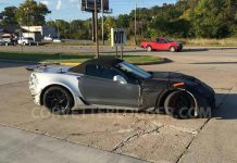 [VIDEO] 2018 Corvette ZR1 Convertible Prototype Captured Testing in Ohio