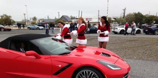 [GALLERY] Kerbeck's Toys for Tots Corvette Caravan (34 Corvette photos)