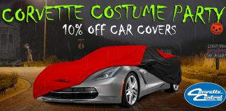 Corvette Central's Undercover Sale Returns!