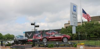 Corvette Assembly Plant Honored by Chamber for Recent Investments