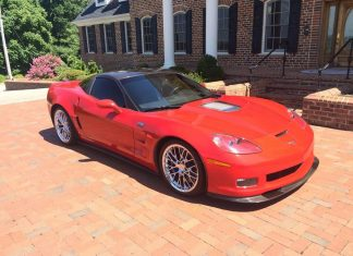 Corvettes on eBay: These C6 Corvette ZR1s are Becoming Ridiculously Affordable