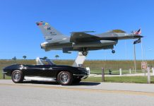 [VIDEO] CorvetteBlogger Hanging Out with the Corvette Dream Giveaway's 1965 Corvette