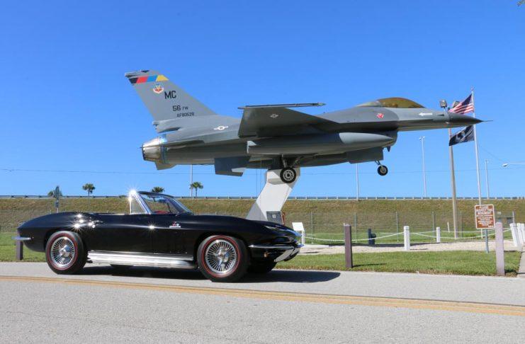 [VIDEO] CorvetteBlogger Hanging Out with the Corvette Dream Giveaway's 1965 Corvette