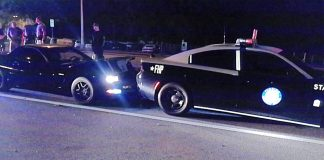 [ACCIDENT] DUI Corvette Driver Collides with Empty Florida Highway Patrol Cruiser