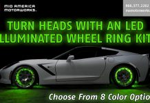 Brighten Up Your Corvette with LED Light Kits from Mid America Motorworks