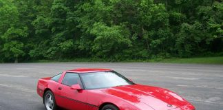 Corvettes on Craigslist: 1988 Callaway Twin Turbo