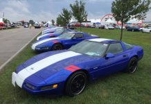 [GALLERY] The Corvette Grand Sport Reunion at Corvette Funfest 2016 (47 Corvette images)