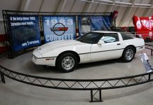World's Only 1983 Corvette