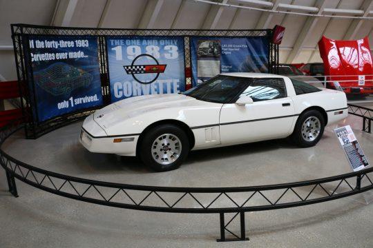 World's Only 1983 Corvette
