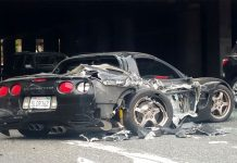 C5 Corvette Driver Survives Crash But Morns Loss of His 'Joy, Pride and Best Friend'
