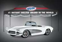 1961 Pro Touring Corvette Heading to SEMA