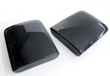 Nowicki Autosport Drops New Carbon Fiber Tonneau Inserts for the C7 Stingray Convertible