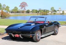[GALLERY] Midyear Monday! The Corvette Dream Giveaway 1965 396/425 Convertible