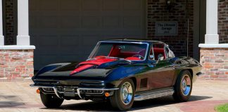 1967 Bounty Hunter Corvette Heading to Mecum Kissimmee