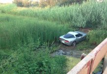 [ACCIDENT] Teenage Corvette Driver Crashes a C6 Corvette into a Creek