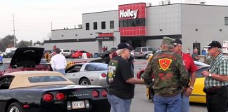 [VIDEO] Corvette Museum Celebrates America's Veterans with Vets 'n Vettes