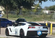[PIC] Dallas Cowboy RB Ezekiel Elliot Drives a C7 Corvette Z06