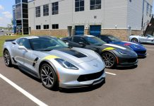 2017 Corvette Grand Sport Named to Car and Driver's 2017 10Best Cars List